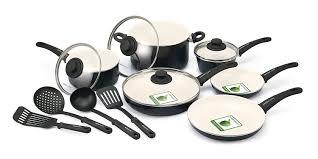 target black friday cooking set deals amazon com greenlife soft grip 14pc ceramic non stick cookware