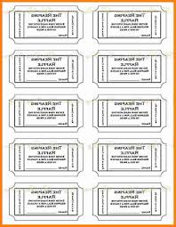 doc 640429 free ticket template for word u2013 event ticket template