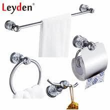 popular brass bathroom accessories set buy cheap brass bathroom