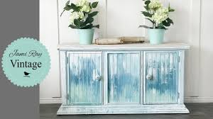white crackle paint cabinets how to crackle paint boho farmhouse beach cabinet youtube