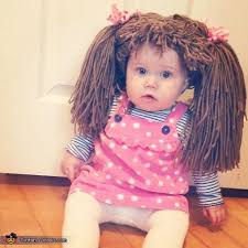 Halloween Baby Doll Costumes 25 Cabbage Patch Kids Costume Ideas Cabbage