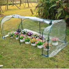 Outsunny 7 U0027 X 3 U0027 X 2 6 U0027 Portable Tunnel Greenhouse Plants Flower