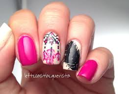 wondrously polished best twin nails with amber of
