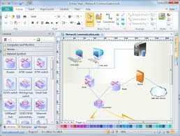 logical network diagrams free logical network software with