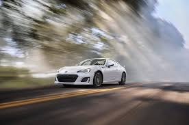 subaru white 2017 2017 subaru brz refreshed adds optional performance package