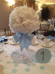 baptism centerpieces all about the presentation client events