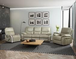 barcalounger carter leather sofa