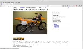 craigs new 97 ktm 360 sx moto related motocross forums