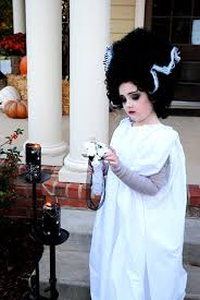dyi martha stewart costume bride of frankenstein costumes