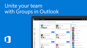 unite your team with groups in outlook office support