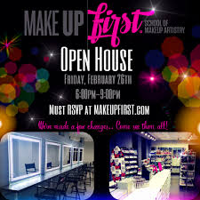 school of makeup artistry makeup school of makeup artistry hosts an open house the