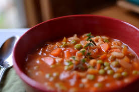 hearty vegetable soup an oldie but goodie shrinking kitchen