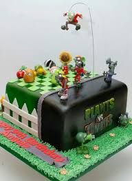 Plants Vs Zombies Cake Decorations 118 Best Plants Vs Zombies Images On Pinterest Plants Vs