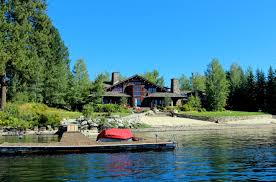 log home styles photos 5 95 million mccall log cabin dazzles on payette lake kboi