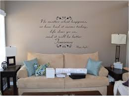 quote it maya angelou it will be better tomorrow inspirational quote it maya angelou it will be better tomorrow inspirational quote saying wall sticker decal transfer vinyl wall decal vinyl stickers love romance