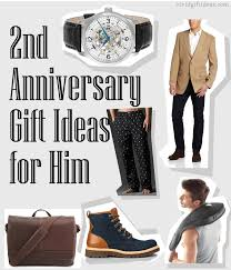2nd anniversary gift ideas for him wedding anniversary gifts second wedding anniversary gifts for husband