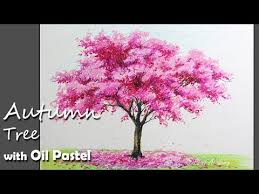 Draw A Flower Vase Watch Or Download How To Draw A Flower Vase With Oil Pastel Long