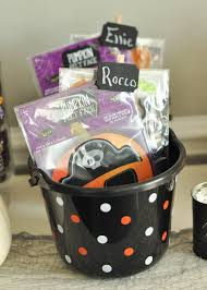 Gift Baskets For Halloween by A Halloween Boo Kit Party