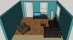 Rearrange Living Room How To Efficiently Arrange The Furniture In A Small Living