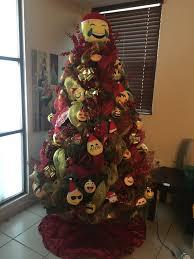 emoji christmas tree emojis christmas ornaments pinterest