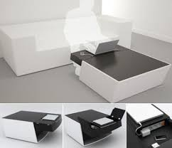 Philippe Barsol Designer Coffee Tables Combines Automotive With - Interior design coffee tables