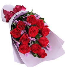 roses bouquet send 12 roses bouquet to panga online 12 roses bouquet