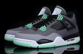 green glow 4 nike air 4 mens green low american west heritage center