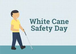 White Cane Blind World White Cane Day Guiding The Blind U2013 October 15 Tut2learn
