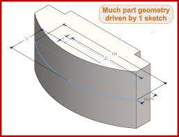 balcony u2013 solid geometry driven from sketch u2013 solidworks