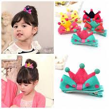 2015 children hair accessories korean style bowknot dots baby