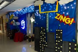 Office Halloween Decorating Contest News Release Media Center Northwest