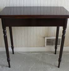 Mahogany Drop Leaf Table Bombay Company Mahogany Drop Leaf Table Ebth