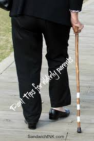 elastic waist pant tips for elderly parents sandwichink for the