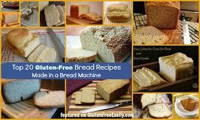 Coconut Flour Bread Recipe For Bread Machine Best Gluten Free Bread Machine Recipes You U0027ll Ever Eat