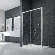 Merlin Shower Doors Shower Doors And Enclosures By Merlyn Sanctuary Bathrooms