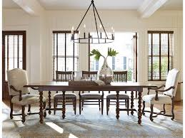 Double Pedestal Dining Room Table Darling Darling Double Pedestal Dining Table Morris Home