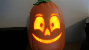 hallmark halloween ornaments hallmark animated alive u0026 talking pumpkin halloween decoration