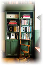 French Country Bookshelf Custom Homes Cheryl Ladd Signature Homes