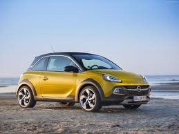 opel adam 2015 opel adam rocks 2015 picture 3 of 72