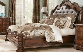 Collections By Ashley HomeStore - Ashley furniture bedroom set marble top