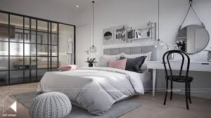 Home Interior Bedroom Modern Scandinavian Design For Home Interior Completed With Kids