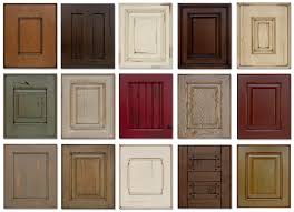 Cabinet Door Colors Stained Kitchen Cabinets Color Affordable Modern Home Decor
