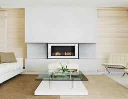 wall fireplaces perfect for small homes the soothing blog