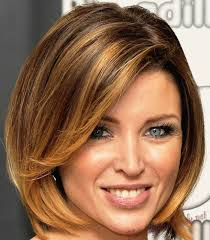 womans short hairstyle for thick brown hair perfect hairstyles for thick hair hair styles idea 2016