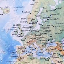 Beautiful World Map by Beautiful Detailed World Map Tapestry U2013 Wanderland Designs