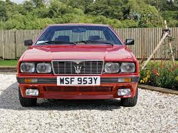 maserati ghibli grill take to the road ebay find rare early maserati biturbo