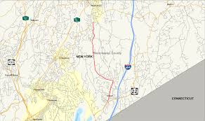 detailed map of new york new york state route 128