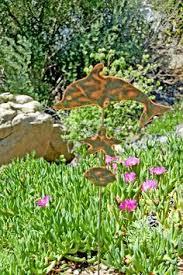 Sheet Metal Garden Art - on sale dolphin garden stake metal yard art metal garden art