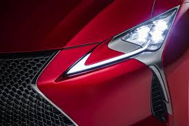 lexus 10 years old by design lexus lc 500