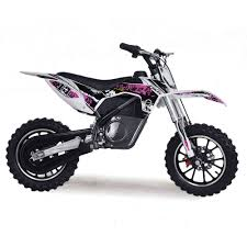 electric motocross bikes funbikes mxr 61cm pink electric kids mini dirt bike model fbk